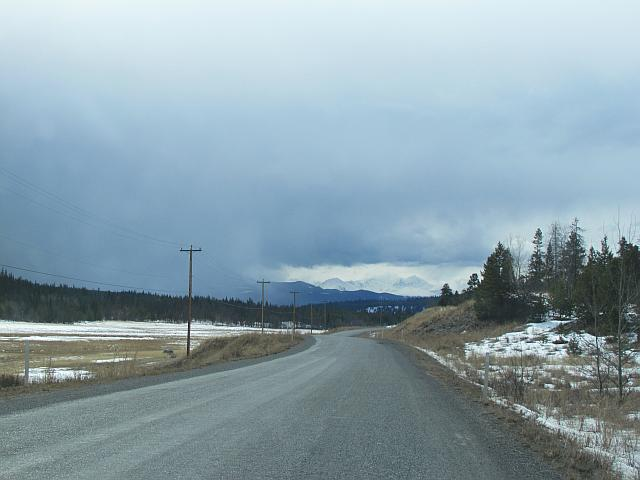 Chilcotin highway