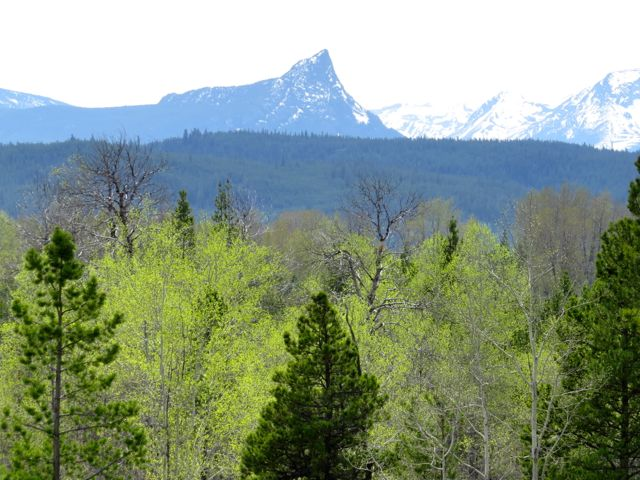 finger peak